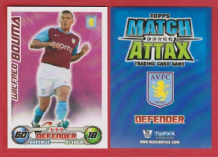 Aston Villa Wilfred Bouma Holland
